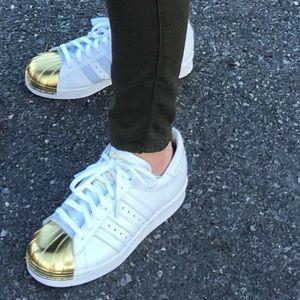 Custom Adidas Superstar aka Shelltoes